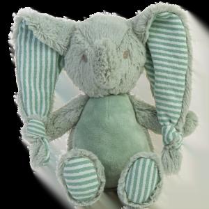 Knuffeltje Elephant Eddy groen van Happy Horse