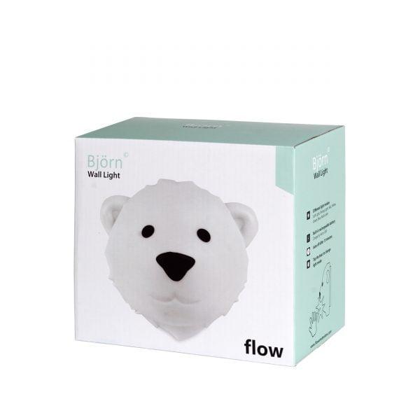 Flow Amsterdam - Björn Light verpakking