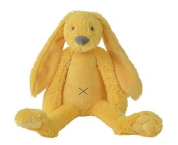 knuffeltje Geel Rabbit Richie van Happy Horse